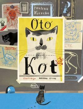 okładka Oto kot, Ebook | Paulina Wierzba