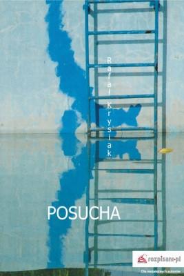 okładka Posucha, Ebook | Rafał  Krysiak