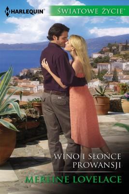 okładka Wino i słońce Prowansji, Ebook   Merline Lovelace