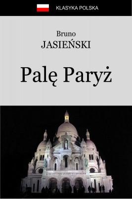 okładka Palę Paryż, Ebook | Bruno Jasieński
