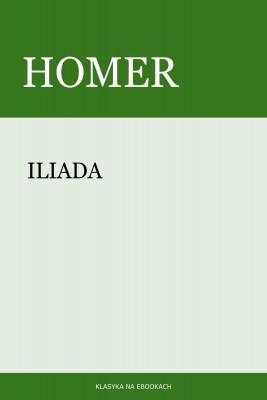 okładka Iliada, Ebook   Homer Homer