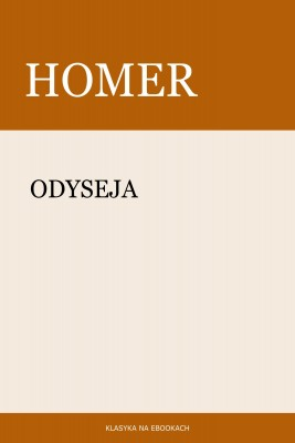 okładka Odyseja, Ebook | Homer Homer