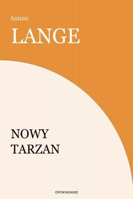 okładka Nowy Tarzan, Ebook | Antoni Lange