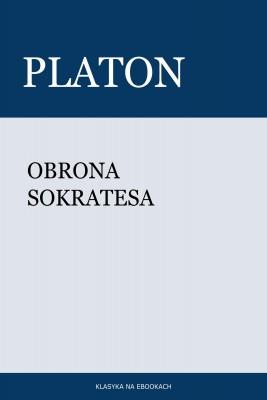 okładka Obrona Sokratesa, Ebook | Platon