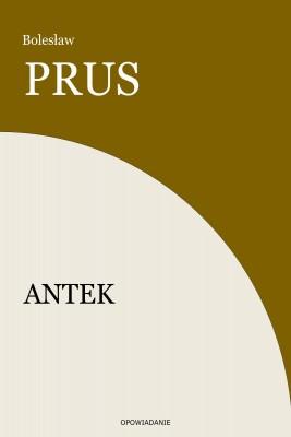okładka Antek, Ebook | Bolesław Prus