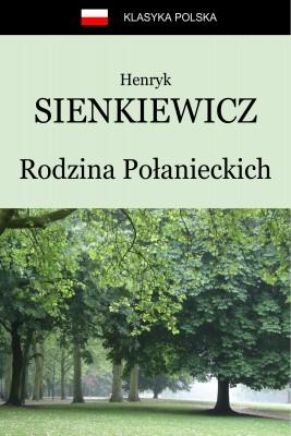 okładka Rodzina Połanieckich, Ebook   Henryk Sienkiewicz