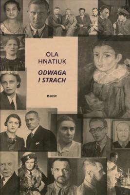 okładka Odwaga i strach, Ebook   Ola Hnatiuk