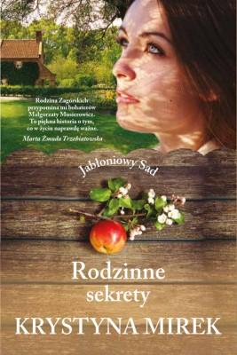 okładka Rodzinne sekrety, Ebook | Krystyna Mirek