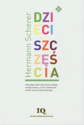 okładka Dzieci szczęścia, Ebook | Hermann  Scherer