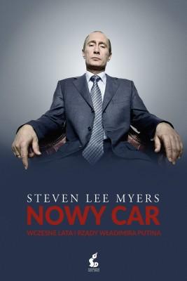 okładka Nowy car, Ebook | Steven Lee Myers