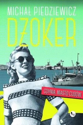okładka Dżoker, Ebook | Michał Piedziewicz