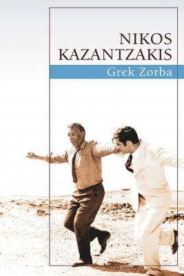 okładka Grek Zorba, Ebook   Nikos  Kazantzakis
