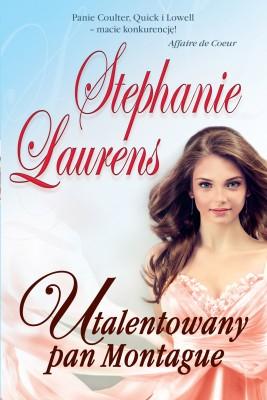 okładka Utalentowany Pan Montague, Ebook | Stepanie  Laurens