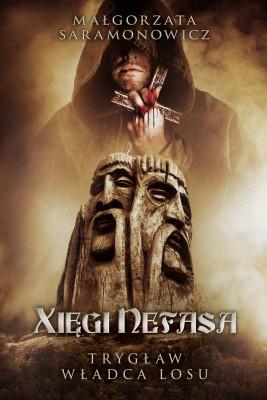 okładka Xięgi Nefasa. Trygław – władca losu, Ebook | Małgorzata Saramonowicz