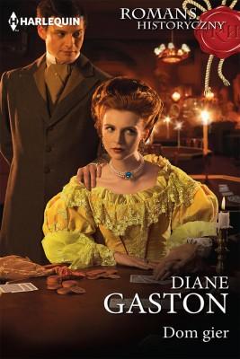 okładka Dom gier, Ebook | Diane Gaston