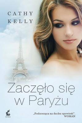 okładka Zaczęło się w Paryżu, Ebook | Cathy Kelly