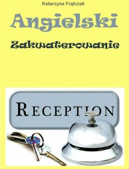okładka Angielski. Zakwaterowanie, Ebook | Katarzyna Frątczak