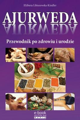okładka Ajurweda, Ebook | Elżbieta  Libiszewska-Kindler