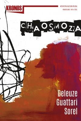 okładka KRONOS 4/2015. Chaosmoza, Ebook | opracowanie zbiorowe opracowanie zbiorowe