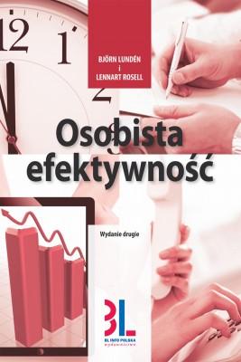 okładka Osobista efektywność, Ebook | Björn Lundén, Lennart Rosell