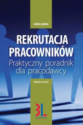 okładka Rekrutacja pracowników, Ebook | Björn Lundén