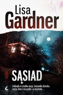 okładka Sąsiad, Ebook | Lisa Gardner