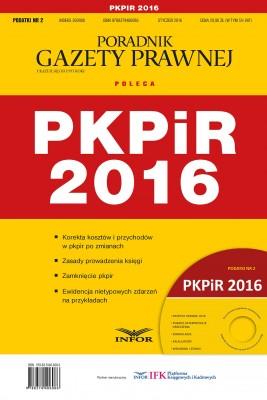 okładka Podatkowa Księga Przychodów i Rozchodów, Ebook | INFOR PL SA