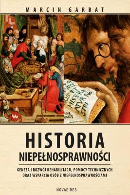 okładka Historia niepełnosprawności, Ebook | Marcin  Garbat