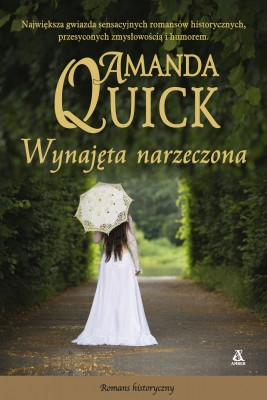 okładka Wynajęta narzeczona, Ebook | Amanda Quick