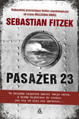 okładka Pasażer 23, Ebook | Sebastian Fitzek