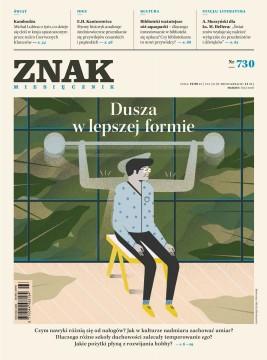 okładka ZNAK Miesięcznik nr 730 (3/2016), Ebook | autor  zbiorowy