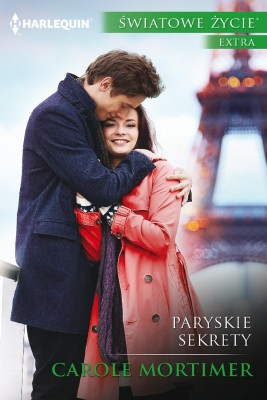 okładka Paryskie sekrety, Ebook | Carole Mortimer