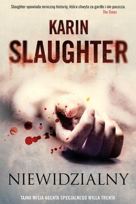 okładka Niewidzialny, Ebook | Karin Slaughter