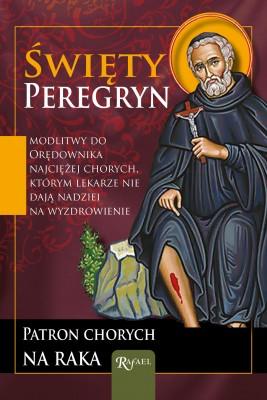 okładka Święty Peregryn, Ebook | Henryk Bejda