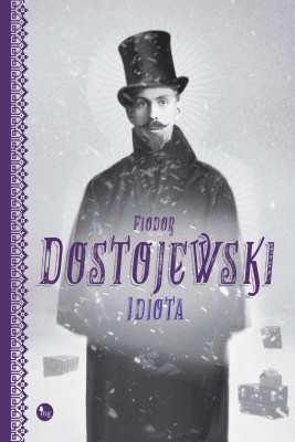okładka Idiota, Ebook | Fiodor Dostojewski