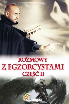 okładka Rozmowy z egzorcystami II, Ebook | Opracowanie zbiorowe