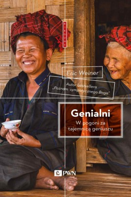 okładka Genialni, Ebook   Eric  Weiner