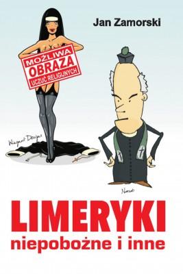 okładka Limeryki niepobożne i inne, Ebook | Jan  Zamorski