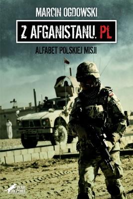 okładka zAfganistanu.pl, Ebook | Marcin Ogdowski
