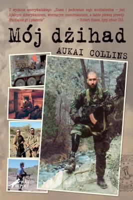 okładka Mój dżihad, Ebook | Aukai Colins