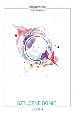 okładka Sztuczne ognie, Ebook | Damian Małecki