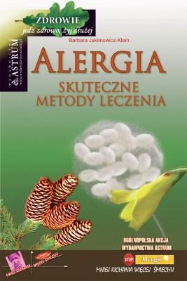 okładka Alergia. Skuteczne metody leczenia, Ebook | Barbara Jakimowicz-Klein