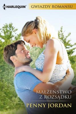 okładka Małżeństwo z rozsądku, Ebook | Penny Jordan