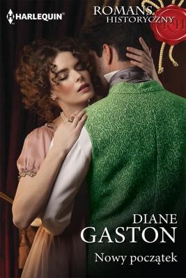 okładka Nowy początek, Ebook | Diane Gaston