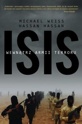 okładka ISIS. Wewnątrz armii terroru, Ebook | Michael Weiss, Hassan  Hassan