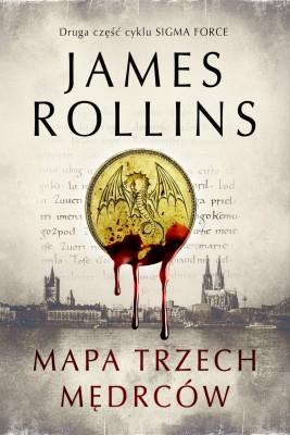 okładka Mapa trzech mędrców, Ebook | James Rollins