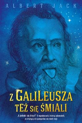 okładka Z Galileusza też się śmiali, Ebook | Albert Jack