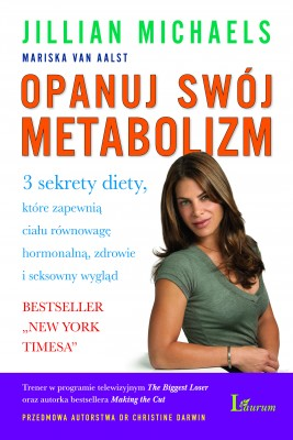 okładka Opanuj swój metabolizm, Ebook | Jillian Michaels