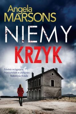 okładka Niemy krzyk, Ebook | Angela Marsons