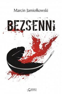 okładka Bezsenni, Ebook | Marcin Jamiołkowski, Dawid Wiktorski, Marcin Dobkowski